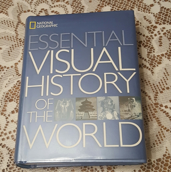 ESSENTIAL VISUAL HISTORY OF THE WORLD NAT GEO